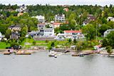 small swedish village 