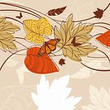 lovely autumn card