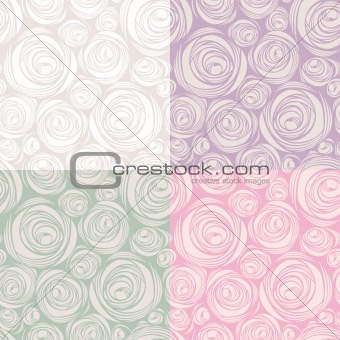 decorative seamless patterns