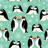 texture of gay penguins