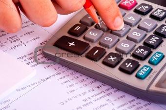 Calculator Next to Maths Exercices