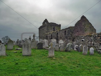 Ruined Church, Callan, Ireland