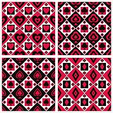 cute casino patterns