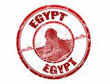 Egypt stamp