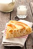 Bulgarian cheese pastry
