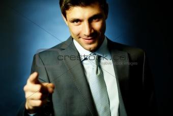 Attractive leader
