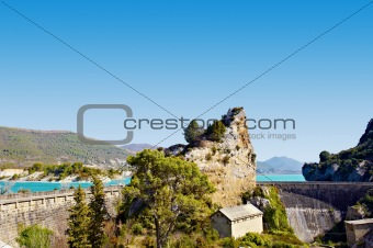 Concrete Dam