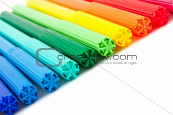 bright markers
