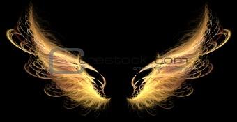 Wings (fire hell demon)