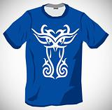 design on tshirt
