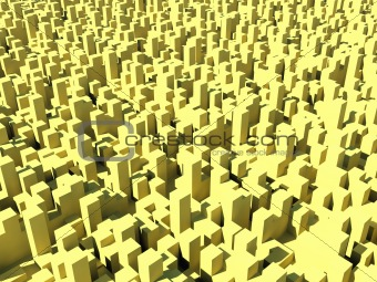 3d building blocks