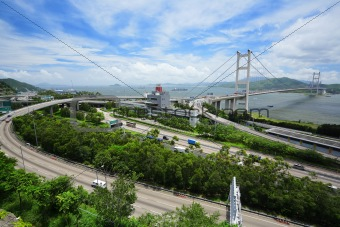 Tsing Ma Bridge
