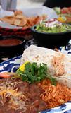 burrito beans and rice