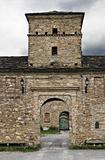 Golaso castle. Varsi. Emilia-Romagna. Italy.