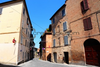 Town in Tuscany