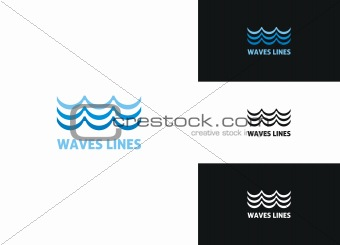 Waves Lines
