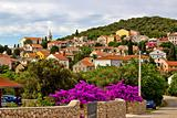 Adriatic village of Cunski, Island of Losinj
