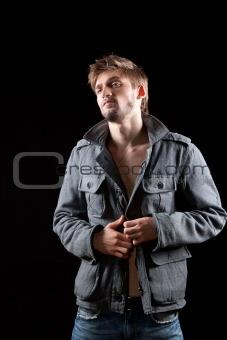 fashion man