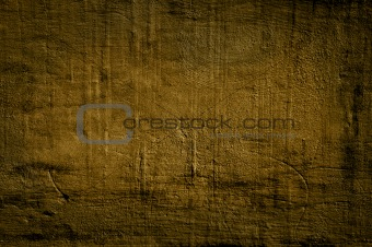 Background brown wall