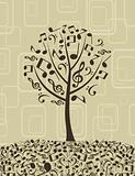 Musical tree4