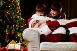 Finding out Santa