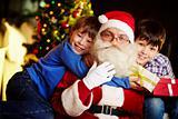 Love to Santa