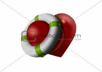 Love buoy