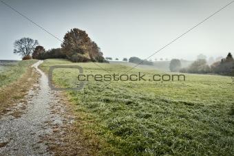 fog in bavaria