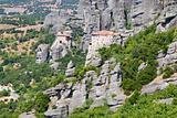 Monasteries in Meteora