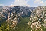 Vikos Gorge