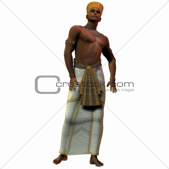 Egyptian Man 01