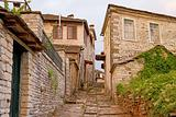 Zagori Village Alley
