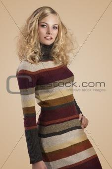 fashion autumn girl