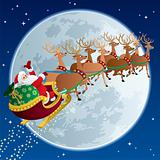 Santa Sleigh 2
