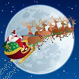Santa Sleigh 2
