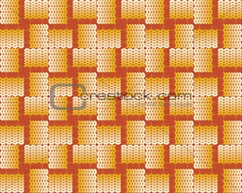 abstract seamless texture of the grass spikelet
