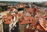 Rooftops in Prague