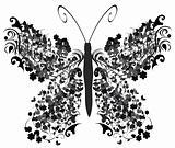 Vintage Butterrfly