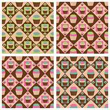 cute cakes patterns