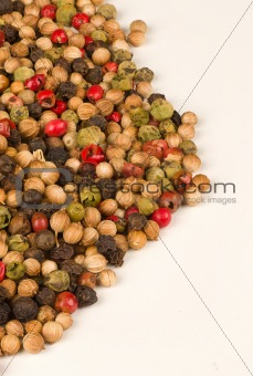 Pepper grains