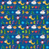 Christmas background, New Year&#39;s wallpapers, wrapping paper