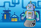 Robot theme image 1