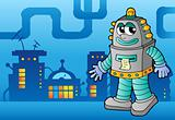 Robot theme image 3