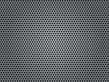 Seamless Silver Metal Texture