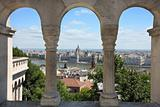 Budapest, Hungary from Fishermen&#39;s Bastion
