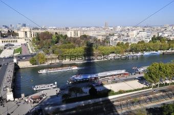 Paris Landscape