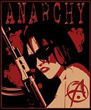 anarchy woman