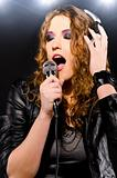 rock woman sing mic closedeyes 0611(52).jpg