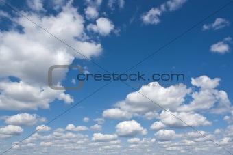 Beauty cloudscape