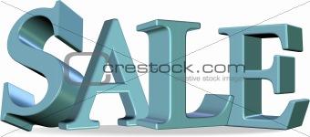 3D sale image